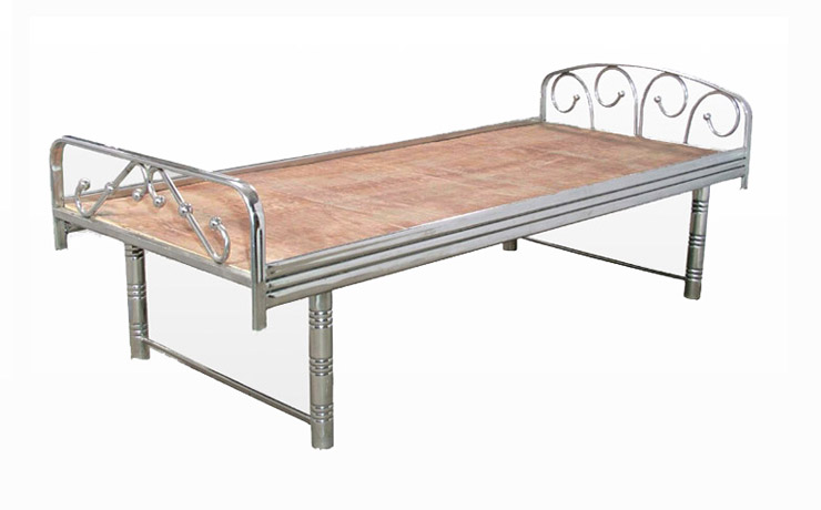 Steel Frame Single Bed Palang