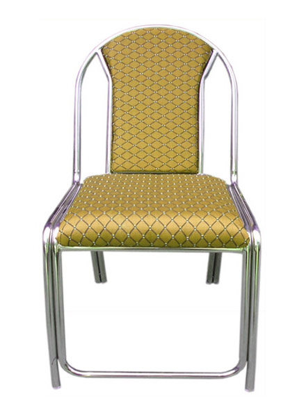 Steel Frame Chair Soft Seat