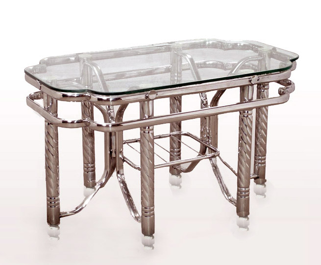 Steel Modern Frame Designer Dinnig Table