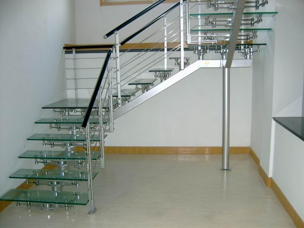 Front Elevation Pillar Design : Plus rail tech company steel railing solution