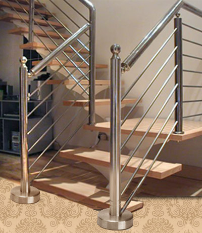 Superieur Handrail Home Stair Railing