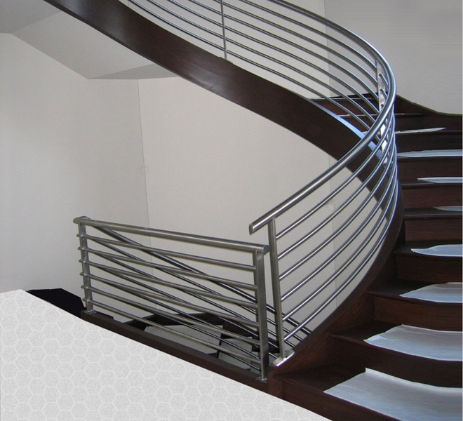 Steel plus railing solution steel plus manufacturer of for Stair and railing solution