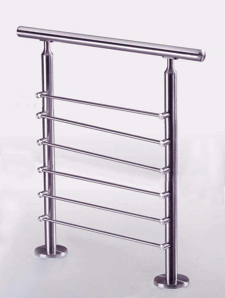 Steel Horizontal Railing Penal