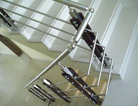 High Quality Designer Spiral Stair Railing