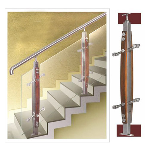Glass Stair Handrailing